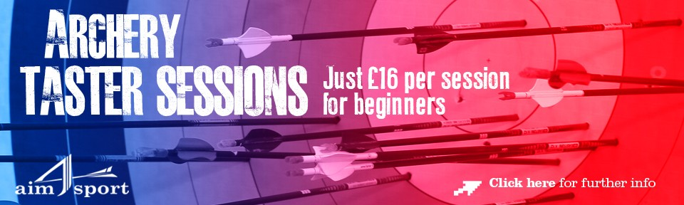 archery taster sessions