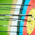 Build your confidence in archery (or any other hobby)