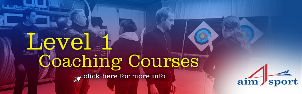 archeryGB level 1 coaching course